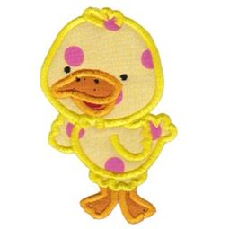Pet Duck Applique