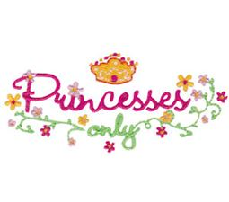 Princesses Only