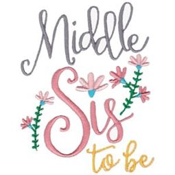 Middle Sis To Be