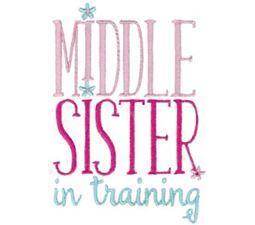Middle Sister In Training