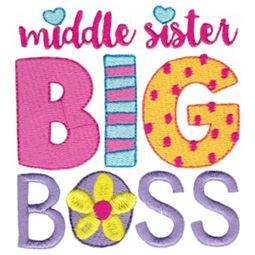 Middle Sister Big Boss