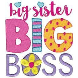 Big Sister Big Boss