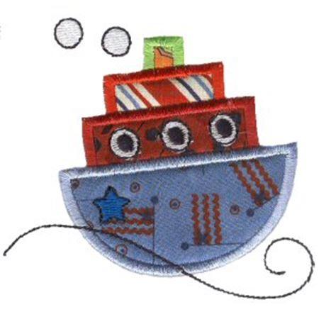 Nautical Applique 4