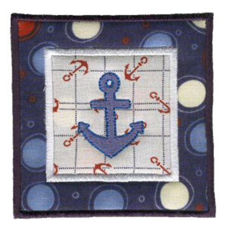 Nautical Applique Blocks 1