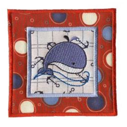 Nautical Applique Blocks 8