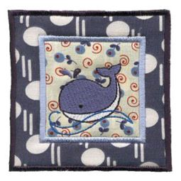 Nautical Applique Blocks 9