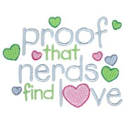 Proof That Nerds Find Love