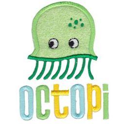 Applique Octopi
