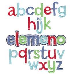 Elemeno Alphabet