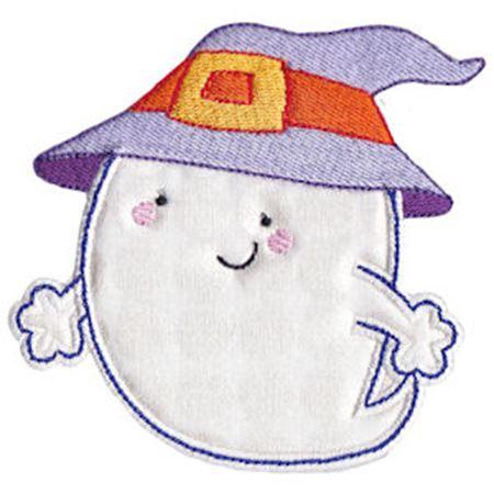 Not So Spooky Applique 9