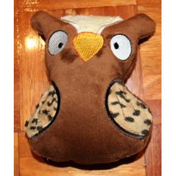 Owl Softie 1