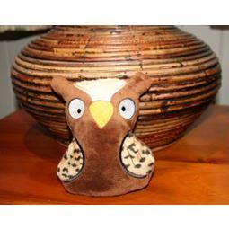 Owl Softie 4