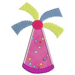 Party Time Applique 1