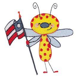 Patriotic Bugs 5