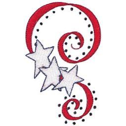 Patriotic Swirls 10