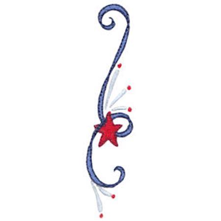 Patriotic Swirls 13