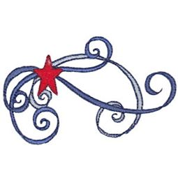 Patriotic Swirls 5