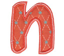 Patty Cake Alpha Applique Lower Case n