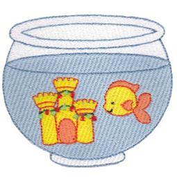 Christmas Goldfish