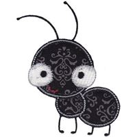 Standing Ant Applique