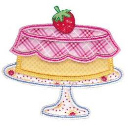 Cake Applique