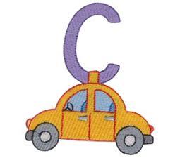 Picture Alphabet 3