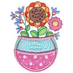Flower Pot Pocket