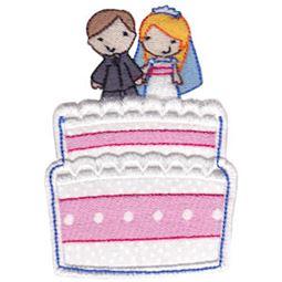 Wedding Cake Pocket