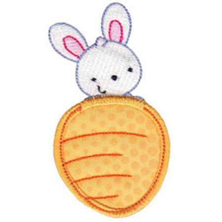Bunny Carrot Pocket