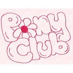 Pony Club 18