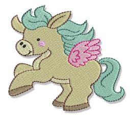Pretty Ponies 11