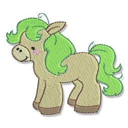 Pretty Ponies 6