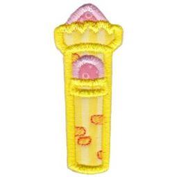 Princess Alpha Applique 5