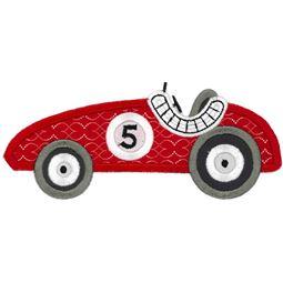 Race Cars Applique 1 5x7