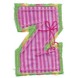 Raggedy Alphabet 26