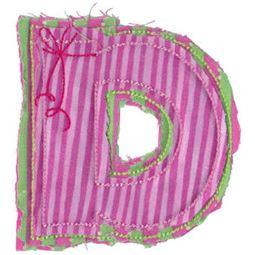 Raggedy Alphabet 4