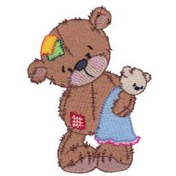 Raggedy Bears Too 2
