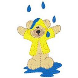 Rainy Day Bears 6