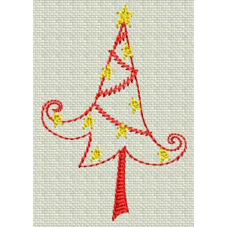 Redwork Christmas 2