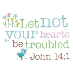 Let Not Your Hearts Be Troubles