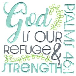 Psalms 46 1 God Is Your Refuge