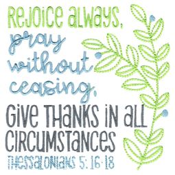 Thessalonians 5 16 Rejoice Always