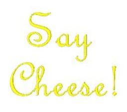 Say Cheese 8