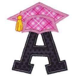 Graduation A Applique