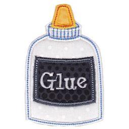 Glue Applique