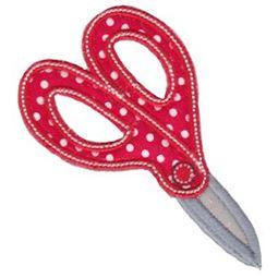 Scissors Applique