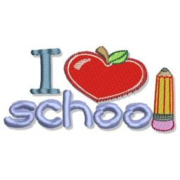 I Love School