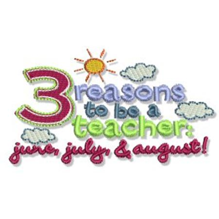 3 Reasons To Be A Teacher