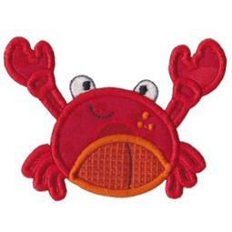 Sea Creatures Applique 1