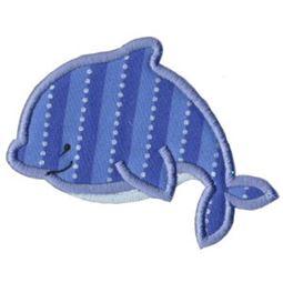Sea Creatures Applique 2